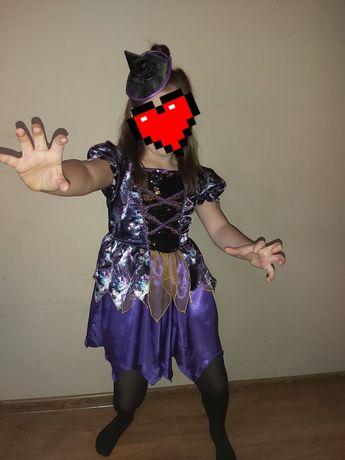 Sukienka strój karnawałowy Halloween
