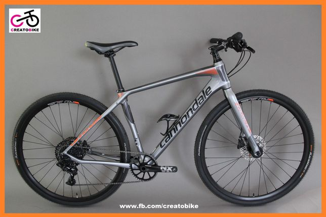 Nowy Rower Szosowy Hybrydowy CANNONDALE QUICK Fitnes Szosa Carbon