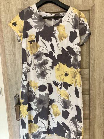 Sukienka w kwiaty Anna
