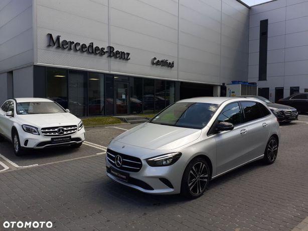 Mercedes-Benz Klasa B 180 Sobiesław Zasada Automotive, Salon Pl,