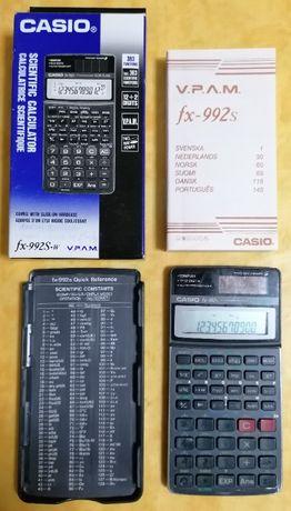 Calculadora científica CASIO fx-992S VPAM