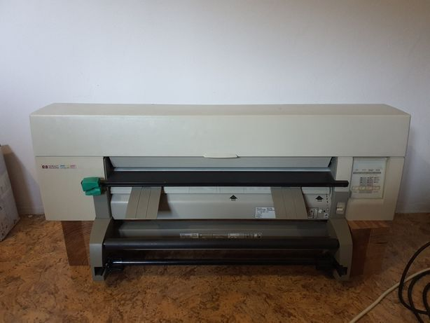 Impressora Plotter HP DesignJet 350C