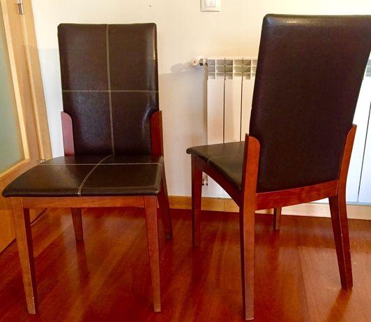 Cadeiras Mesa Jantar
