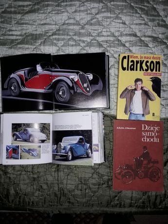 Zestaw Książek Samochody Marzeń