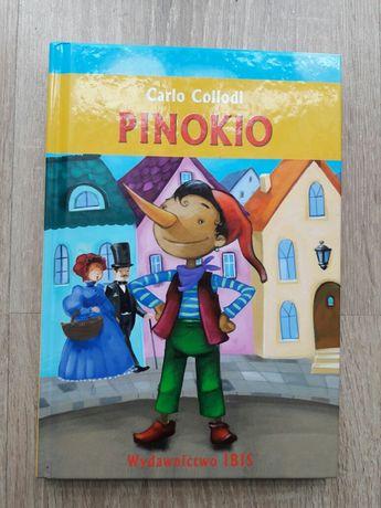 Książka dla dzieci Carlo Colodi - Pinokio