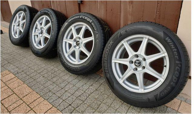 Koła zimowe Honda CR V 5x114,3 225/65/17 z Niemiec