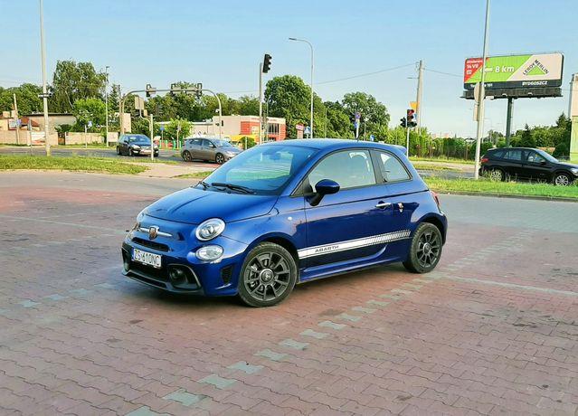 Wypożyczalnia wynajem Fiat Abarth 500 180km, wypożyczalnia aut