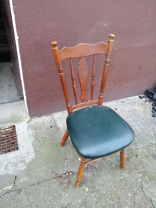 Krzesło drewniane Słupca - image 1