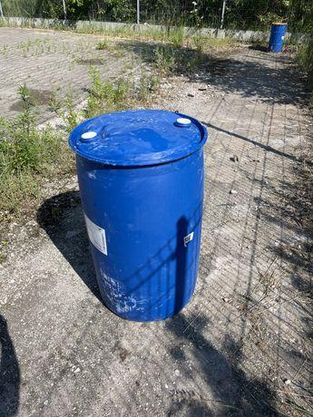 Beczka 200 litrow plastikowa