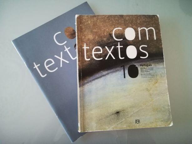 Livro de Português - Com Textos - Português - 10º Ano