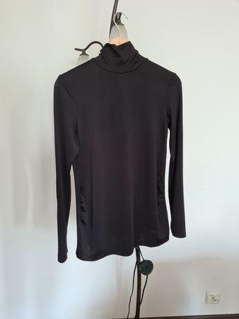 Sweter z golfem. Dla ciężarnej. H&M. Roz. S
