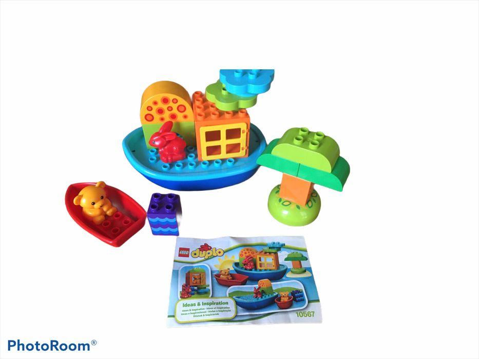 Lego Duplo łódka 10567 kompletny Chorzów - image 1