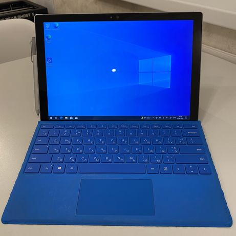 Планшет Microsoft Surface Pro 4 (256GB / Intel Core i7 - 8GB RAM)