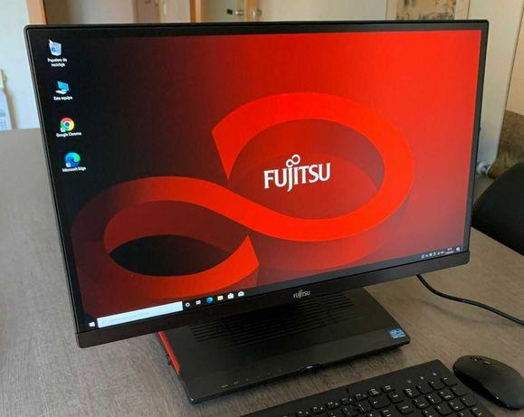 Безрамочный Моноблок Fujitsu X956 / 23 Дюйма IPS / 8 DDR4 / i3-6gen