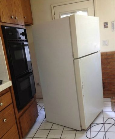 Отдам холодильник