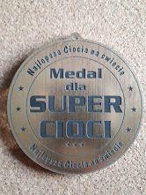 Medal dla Super Cioci