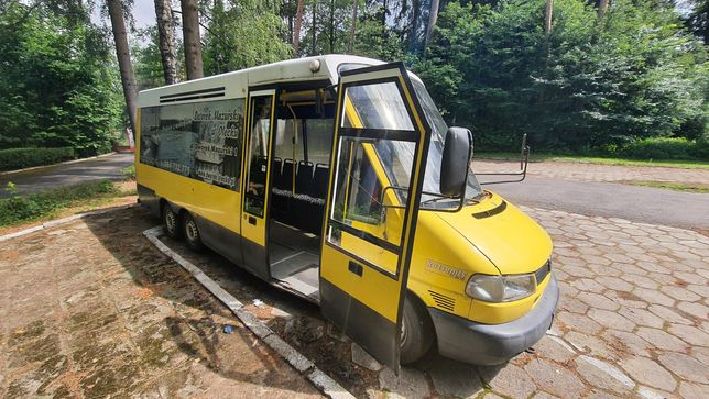 Sprzedam autobus VW kutsenits city