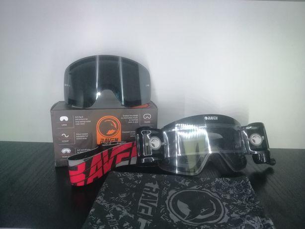 Raven Edge Gogle Cross/Enduro/Quad