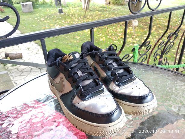 Nike air force 1(one) low кроссовки винтажные, кеды 36 размер оригинал