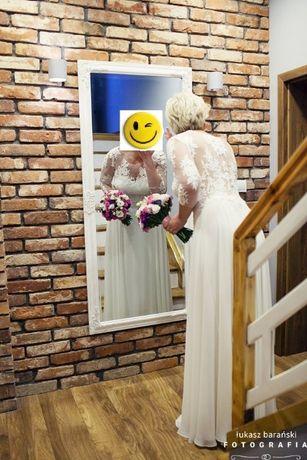 Suknia ślubna Salon sukien Classa