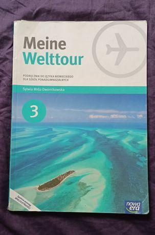 Meine Welttour 3 podręcznik do j. niemieckiego