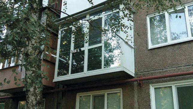 Пластиковые Окна и Балконы REHAU в Святогорске с УСТАНОВКОЙ!