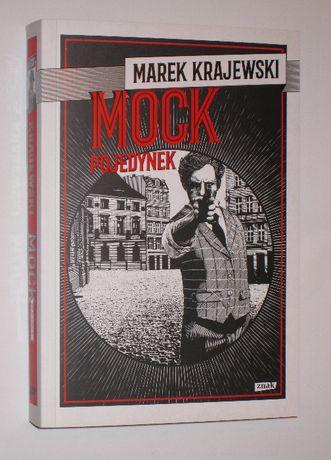 Marek Krajewski - MOCK pojedynek - powieść kryminalna, kryminał