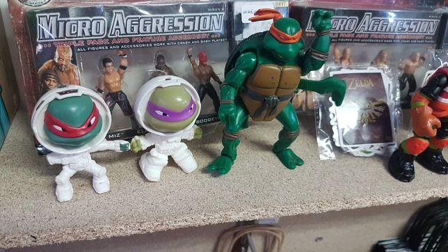 Tartarugas ninja antigas