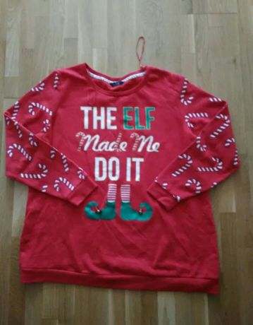 Светр свитер кофта ельфа троля новорічний костюм гном