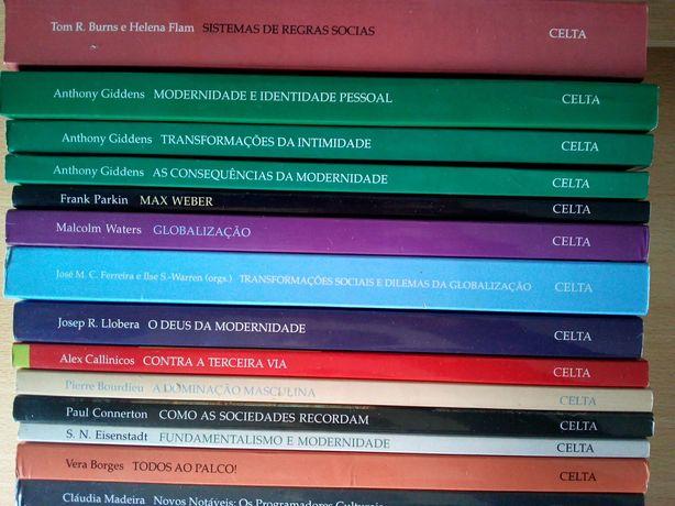 Celta Editora - livros novos (esgotados no editor)