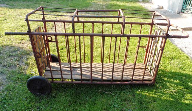 Klatka do transportu zwierząt hodowlanych