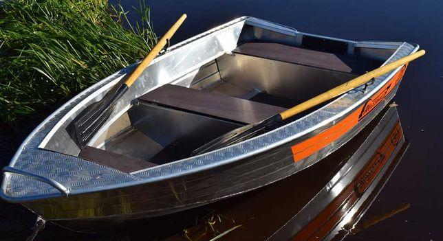 Алюминиевая лодка Wellboat-31 (Вельбот-31)