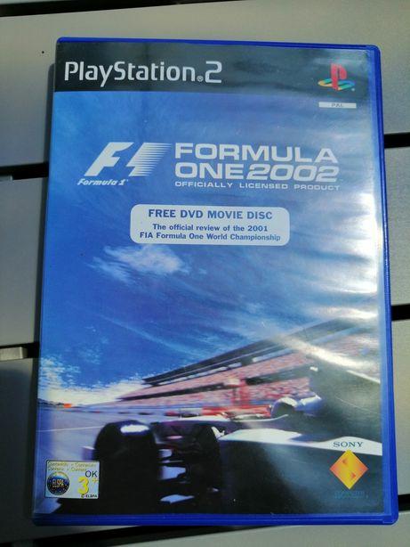 F1 2002 ps2