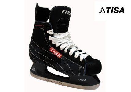 Хоккейные коньки Tisa Detroit SR (42 р)