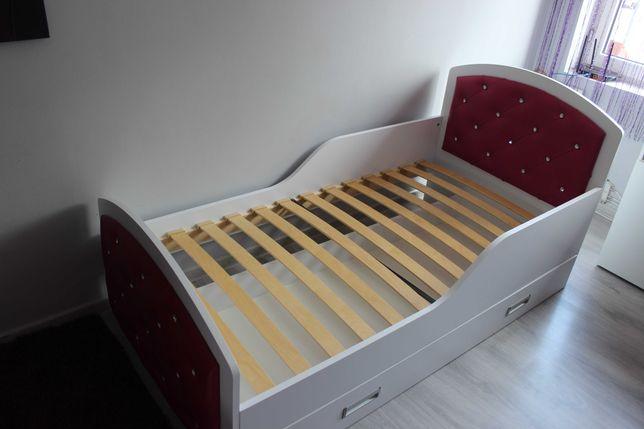 Łóżko dla dziewczynki 90 x 160