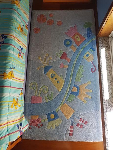 Tapetes de quarto de criança