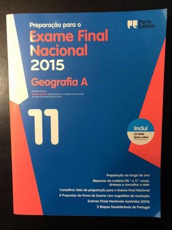 Preparação Exame Final Geografia A 11º Ano