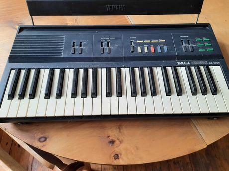 Keyboard yamaha ensemble kb-2000