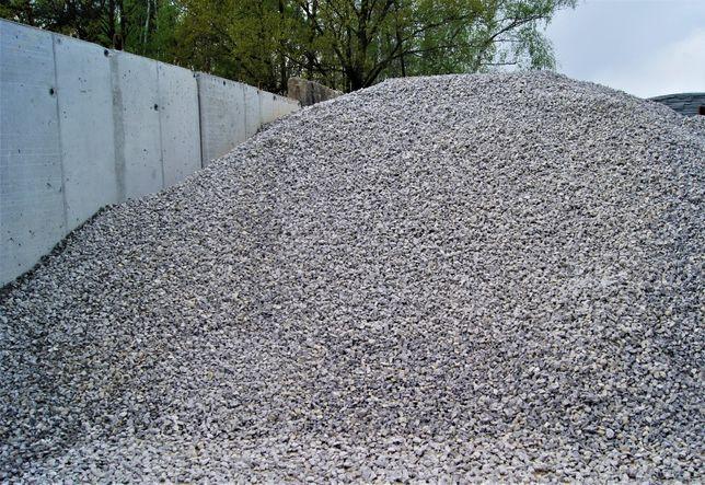 Grys dolomitowy, kolor szary, frakcja 8-16 mm, dolomit, kamień ozdobny