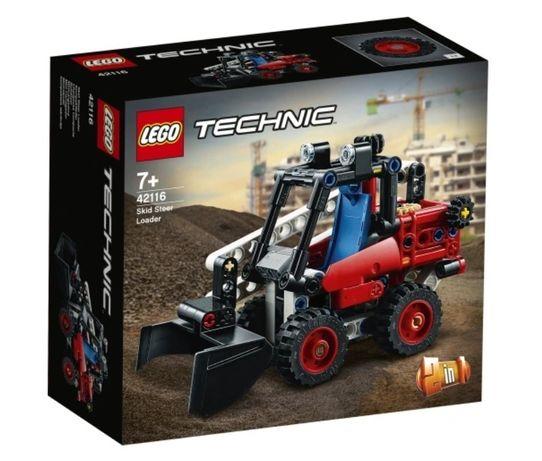 Lego Technic 42116 Miniładowarka Wys24