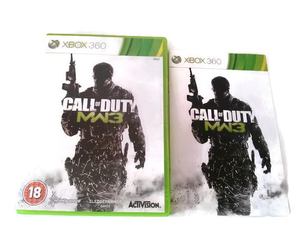 Call Of Duty Modern Warfare 3 Xbox 360 Xbox One !!