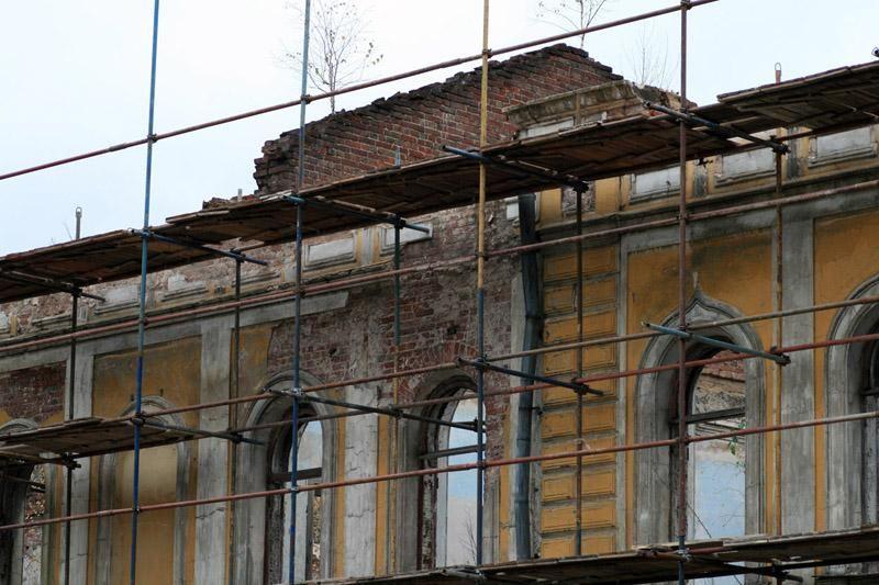 Утепление стен Реконструкция зданий Перепланировка Возведение стен Киев - изображение 1