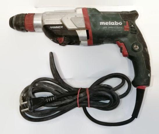 Młotowiertarka Metabo UHE 2660-2 quick HAMMER