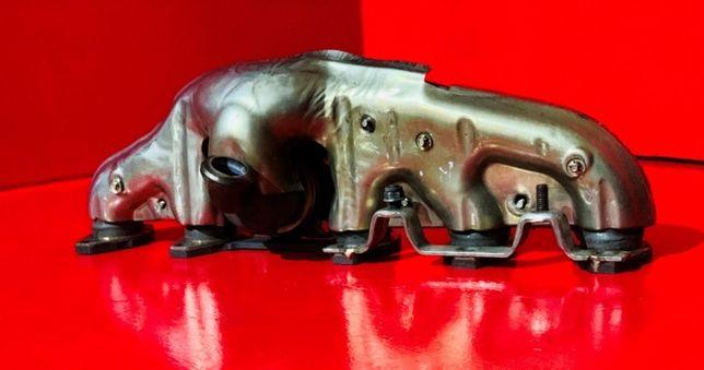Коллектор Колектор выпускной Touareg 7L 7Л 7P NF Audi Q7 Ауди Кю7 Ку7