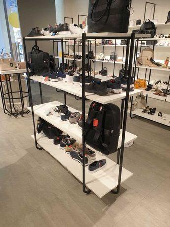 Столы лофт, стеллажи, мебель для офисов, кафе, магазинов