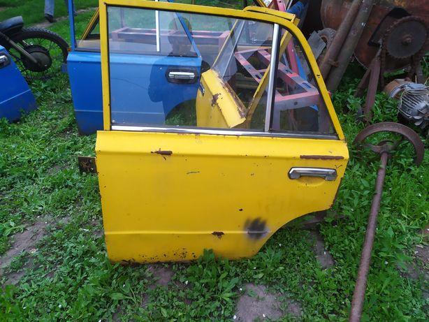 Двери ВАЗ 2101 крышка багажника, передний фартук, юбка