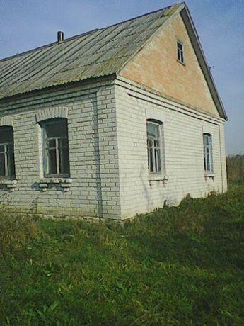 Будинок цегляний 81м2 і 62 сотки городу