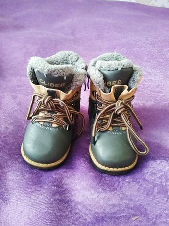 Зимние ботинки фирмы Clіbeе