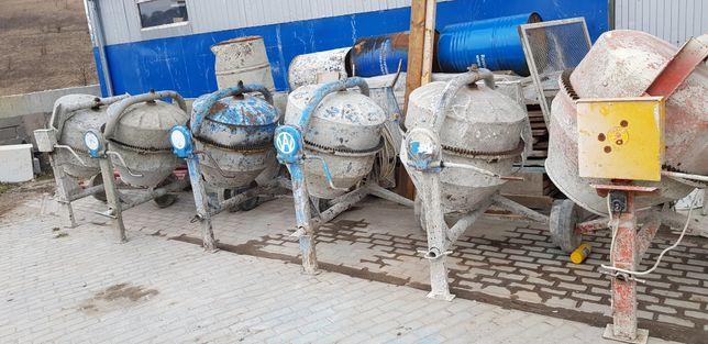 Оренда бетономішалки від 150 грн.
