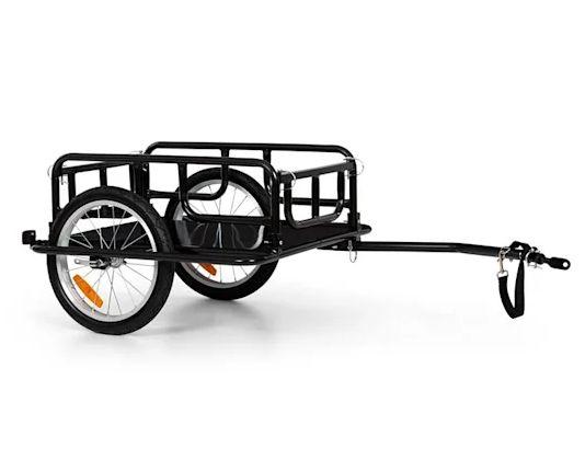 Przyczepka rowerowa transportowa E045